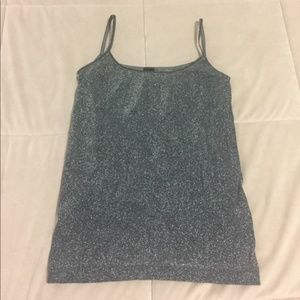 The Limited metallic cami